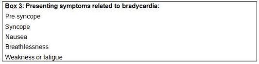 Brachycardia box3_0